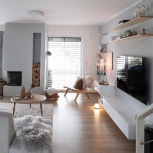 What is Scandinavian Style Home Decoration?