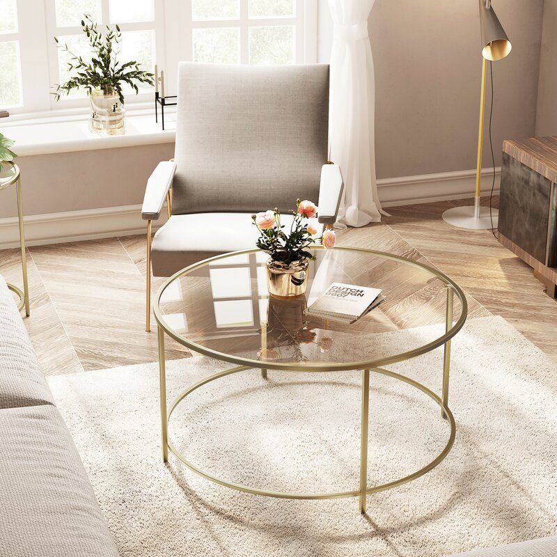 8 Excellent Modern Coffee Table Trends in 2021
