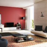 red room decoration