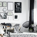 Hanging pictures without nails